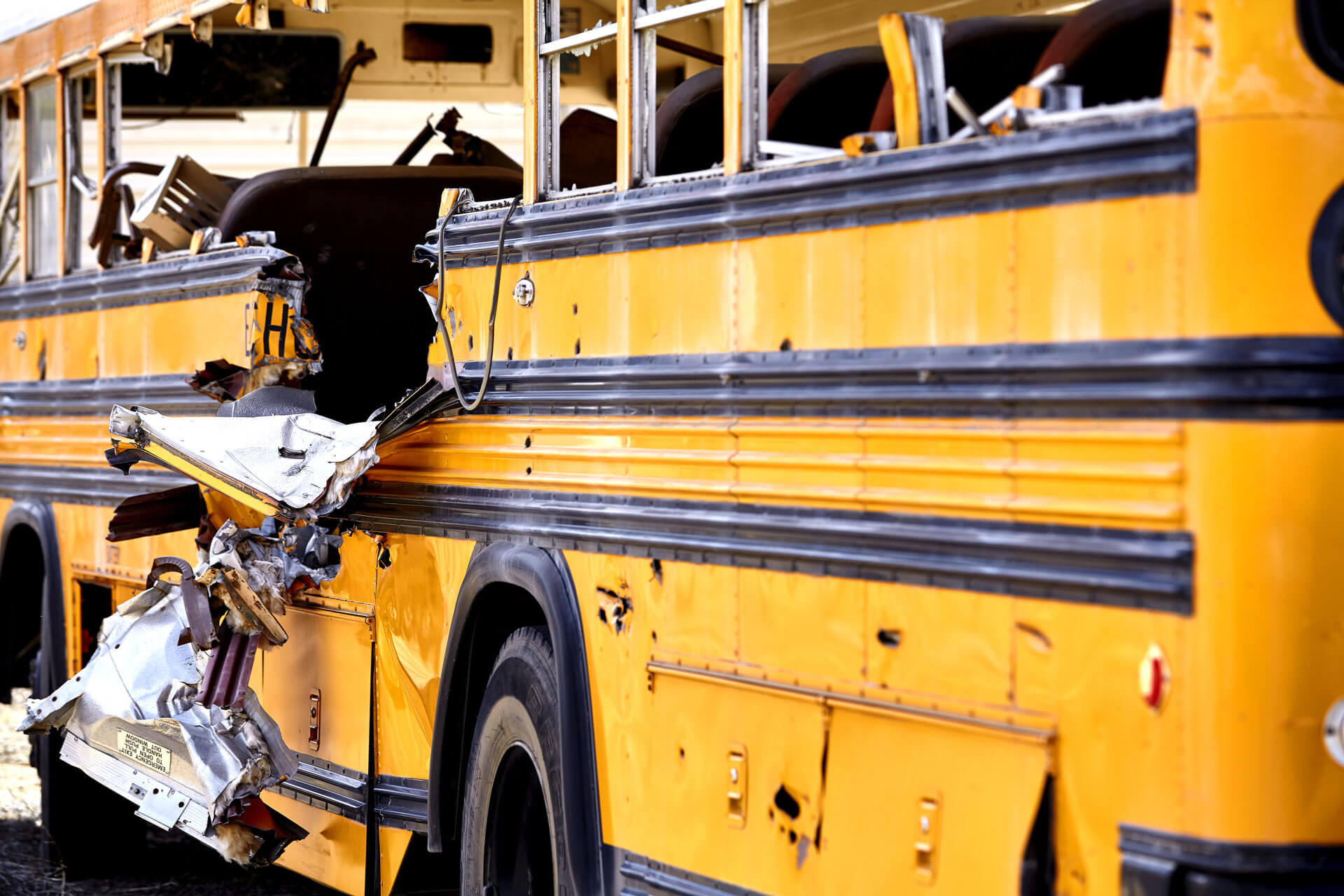 Bus Accidents | Huntsville & Decatur, AL | Ferguson and